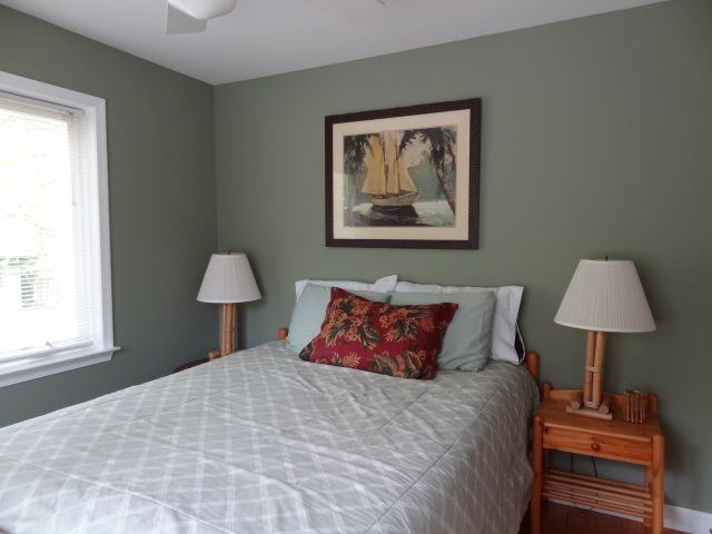 Vacation Getaway on the Chesapeake Bay Room Interior